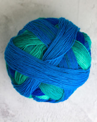 Schoppel Wolle Zauberball | 2360 Grinding Turquoise-0